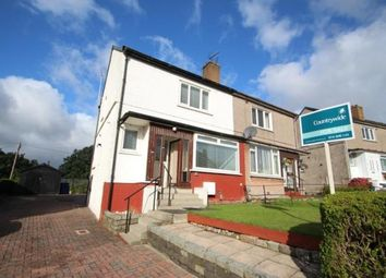 Thumbnail 2 bed semi-detached house for sale in Methuen Road, Paisley, Renfrewshire