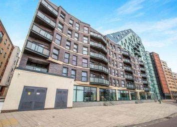 Thumbnail 1 bedroom flat for sale in Brewery Wharf, Waterloo Street, Leeds, West Yorkshire