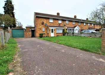 Thumbnail 3 bedroom end terrace house to rent in Briar Way, West Drayton, Middlesex