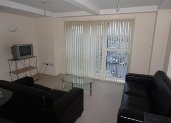Thumbnail 2 bedroom flat to rent in New Bailey Street, Salford