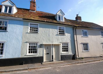 Thumbnail 4 bed terraced house for sale in West Street, Coggeshall, Essex