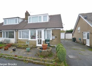 Thumbnail 2 bed semi-detached bungalow for sale in Coniston Avenue Queensbury, Bradford