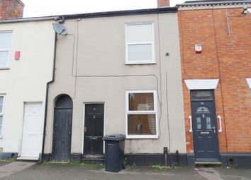 Thumbnail 2 bed terraced house for sale in Loudon Street, Derby