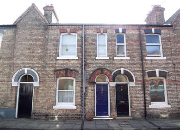 Thumbnail 2 bed terraced house to rent in Abbey Street, Bootham, York, North Yorkshire
