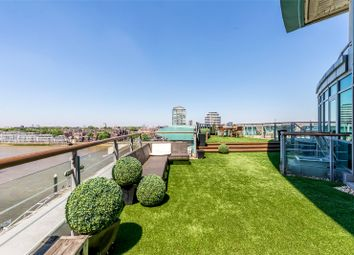Thumbnail 3 bedroom flat for sale in Drake House, St George Wharf, Vauxhall, London