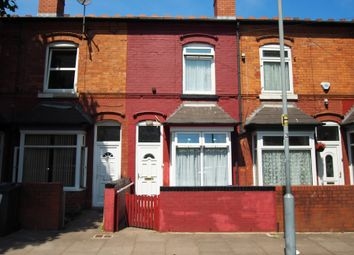 Thumbnail 3 bed terraced house for sale in Arthur Road, Handsworth, Birmingham