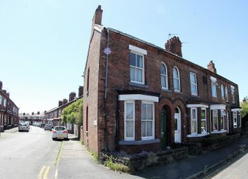 Thumbnail 2 bed end terrace house for sale in Slade Street, Northwich, Cheshire.