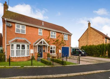 5 bed detached house for sale in Truesdale Gardens, Langtoft, Peterborough PE6