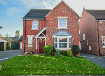 Thumbnail 4 bed detached house for sale in Bath Road, Eye, Peterborough