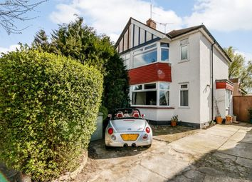 Thumbnail 3 bed semi-detached house for sale in Oxhawth Crescent, Bromley/Petts, Wood Borders, Bromley, London