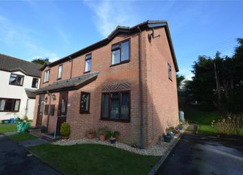 Thumbnail 2 bedroom semi-detached house for sale in Fairfield Gardens, Honiton, Devon