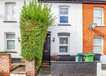 Thumbnail 3 bed terraced house for sale in Grover Road, Watford