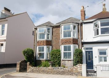 Thumbnail 2 bed terraced house for sale in The Strand, Walmer, Deal