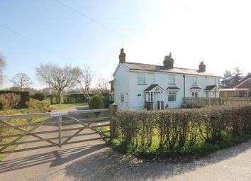 Thumbnail 3 bed cottage to rent in Green Lane, Over Peover, Knutsford