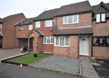 Thumbnail 2 bed town house for sale in Atkinson Road, Ashby-De-La-Zouch