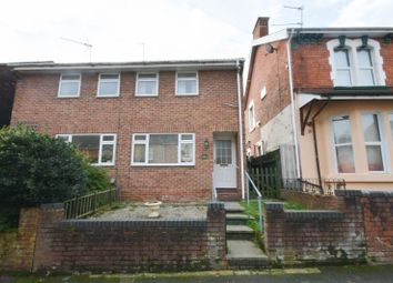 Thumbnail 2 bed semi-detached house for sale in Stafford Street, Swindon