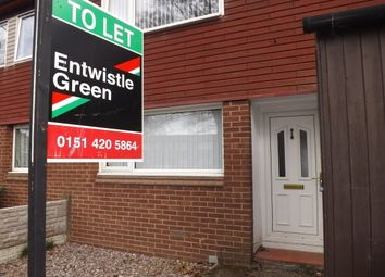 Thumbnail 3 bed terraced house to rent in St. Austell Close, Brookvale, Runcorn