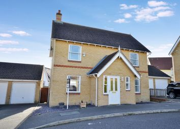 Thumbnail 4 bedroom detached house for sale in Fitzwalter Road, Flitch Green, Dunmow