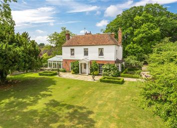 Pamber End, Tadley, Hampshire RG26. 5 bed detached house for sale