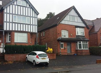 Thumbnail 1 bed flat to rent in Potland Rd, Edgbaston, Birmingham