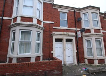 Thumbnail 3 bed flat to rent in Wingrove Gardens, Fenham, Newcastle Upon Tyne