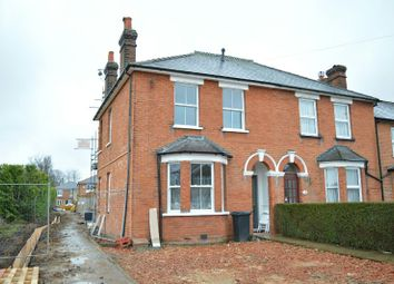 Thumbnail 3 bed semi-detached house to rent in Chessington Road, West Ewell, Epsom