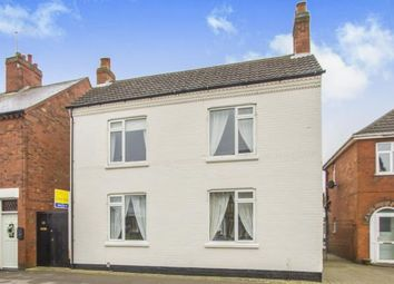 Thumbnail 3 bed detached house for sale in Penistone Street, Ibstock, Leicestershire