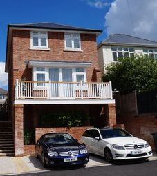 Thumbnail 4 bedroom detached house for sale in Queens Road, Poole