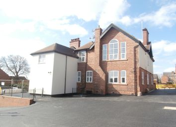 Thumbnail 1 bed flat to rent in Church Street, Eastwood, Nottingham