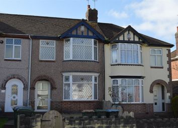 Thumbnail 3 bedroom terraced house to rent in Clovelly Road, Wyken, Coventry