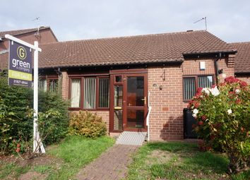 Thumbnail 2 bed terraced bungalow for sale in Saxon Mill Lane, Tamworth