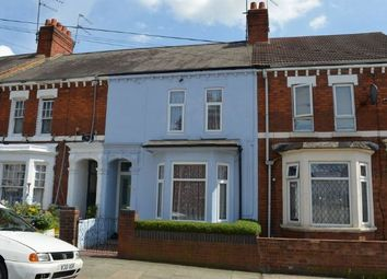 Thumbnail 3 bed terraced house for sale in Glasgow Street, St James, Northampton