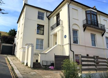 Thumbnail 1 bed flat to rent in Exmouth Place, Hastings Old Town