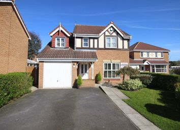 Thumbnail 4 bed detached house for sale in Mallowdale, Thornton-Cleveleys