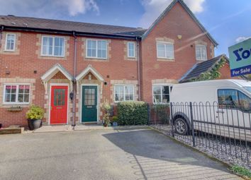 Thumbnail 2 bed terraced house for sale in Church Lane, Armitage, Rugeley