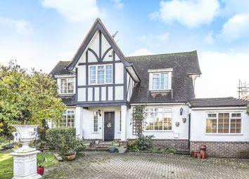 7 Eastbourne Road, Willingdon, Eastbourne, East Sussex BN20. 4 bed detached house