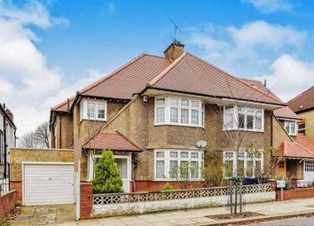 Thumbnail 5 bed semi-detached house for sale in Avondale Avenue, London
