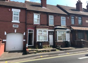 Thumbnail 2 bed terraced house to rent in Tansey Green Road, Dudley
