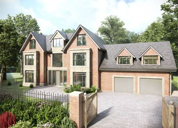 Thumbnail 6 bed detached house for sale in 3 Burnthwaite Hall, Old Hall Lane, Lostock, Bolton