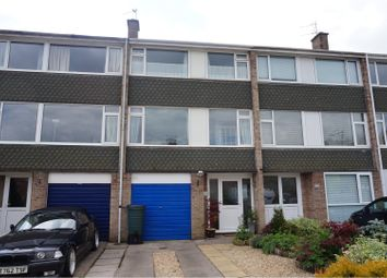 Thumbnail 3 bed terraced house for sale in Westover Road, Westbury On Trym