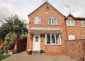Thumbnail Semi-detached house to rent in Riverside Court, Rawcliffe, Goole