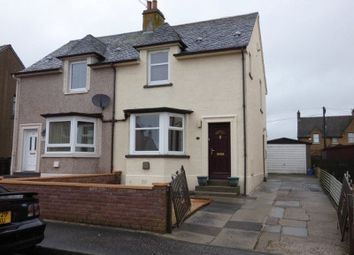 Thumbnail 2 bed semi-detached house to rent in Westerlea, Leslie, Fife