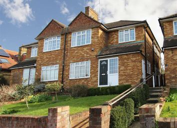 Thumbnail 2 bed flat for sale in Kelvedon Close, Kingston Upon Thames