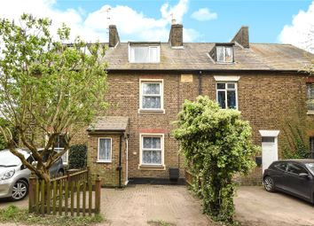 Thumbnail 3 bed terraced house for sale in Park Road East, Uxbridge, Middlesex