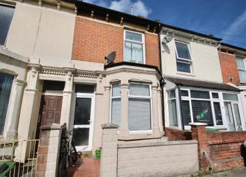 Thumbnail 2 bed terraced house to rent in Carnarvon Road, Portsmouth