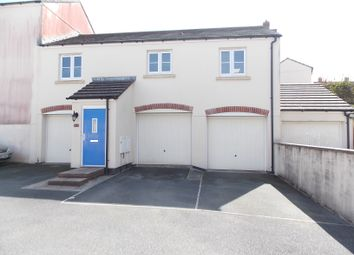 Thumbnail 2 bed flat for sale in Bluebell Way, Launceston