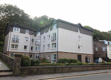 Thumbnail 1 bed flat for sale in Ashton Court, Gourock, Renfrewshire