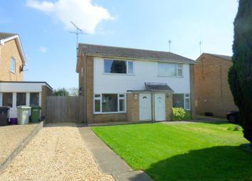 Thumbnail 3 bed semi-detached house for sale in Meadow Lane, Ryhall, Stamford