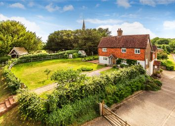 Thumbnail 5 bed detached house for sale in Crowhurst Lane, Crowhurst, Lingfield, Surrey