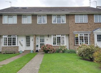 Thumbnail 3 bed terraced house for sale in The Grovelands, Lancing